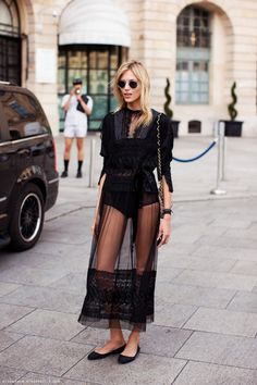 Best Dressed: Anja Rubik - Helena Bordon