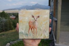 aceo original oil painting miniature, small oil paintings, art &…