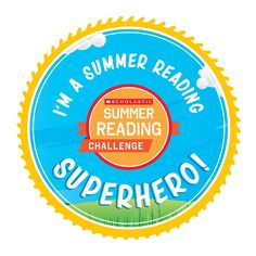 If you've joined the 2016 Summer Reading Challenge, share this badge with pride! Let's get kids reading this summer — are you with us?! Click to learn more. #summerreading