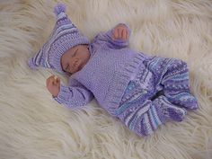 Child Knitting Patterns Child Knitting Sample - Obtain PDF Knitting Sample - Sweater Set - Women or Boys - Homecoming Outfit - Reborn Dolls Months Baby Knitting Patterns Baby Clothes Patterns, Baby Knitting Patterns, Baby Patterns, Baby Dolls, Reborn Dolls, Baby Leggings, Sweaters And Leggings, Boys Homecoming Outfits, Baby Girl Sweaters