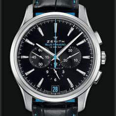 La Cote des Montres : Prix du neuf et tarif de la montre Zenith - Captain - Captain Chronograph - 03.2119.400/22.C720