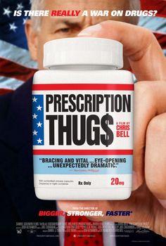 Prescription Thugs Movie Poster