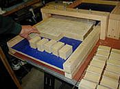 Build Your Own Soap Cutter - for cutting soap poured in slabs up to 2 bars high