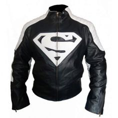 Customized Men's Handmade Black SUPERMAN Style Biker Leather Jacket New Fashion sold by Urban footwear. Shop more products from Urban footwear on Storenvy, the home of independent small businesses all over the world. Biker Leather, White Leather, Real Leather, Leather Men, Leather Jackets, Biker Jackets, Men's Jackets, Smooth Leather, Black Superman