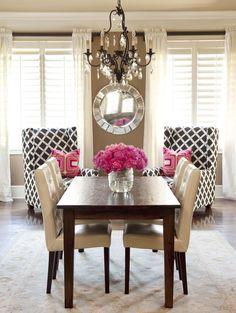 Home interior design home design room design Dining Room Inspiration, Home Decor Inspiration, Design Inspiration, Bathroom Inspiration, Home Design, Design Ideas, Design Design, Sweet Home, Home And Deco