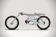 EVE Concept By Bandit9 Motorcycles | HiConsumption
