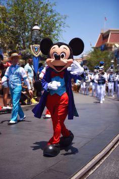 Disneyland 60th Anniversary Live Coverage! - Disney Tourist Blog