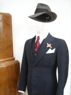 The Thread to Display Your 1930s Suits - Page 2