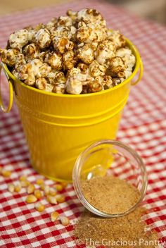 Clean Eating Recipes | Clean Eating Kettle Corn, Carmel corn and others