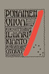 Punainen viiva by Ilmari Kianto (in Finnish). Found it from the book swap in Helsinki airport (and returned it there). Helsinki Airport, Book Design, Finland, Literature, Novels, Author, Reading, Book Covers, Books