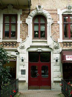 Göteborg - Linnégatan