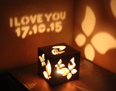 Jahrestag Geschenke für Frauen-Geschenk für ihre Freundin personalisierte romantisches Geburtstagsgeschenk für Ihr