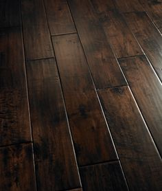 If I DO decide to tear up the carpet in the hallway and leave the hardwood then I do believe I would like it this dark ;)