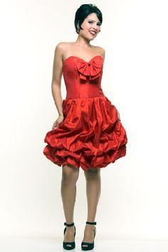 red prom dresses under 100