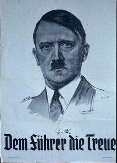 Hitler propaganda.