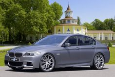 Chosen by the readers of a renowned specialist magazine as the most sporting car of 2011 in the diesel category, the Hartge is distinguished by an Bmw 535, Sports Wagon, Bmw 5 Series, Modified Cars, Bmw Cars, Car Manufacturers, Cars And Motorcycles, Dream Cars, Super Cars
