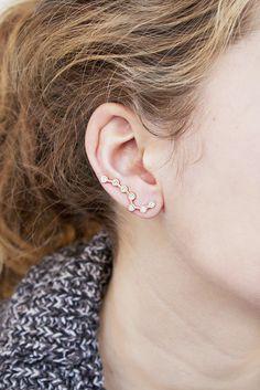 Big Dipper Earring