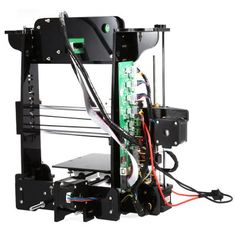 3D Printer DIY Kit 3d Printer Kit, Best 3d Printer, 3d Printer Supplies, Diy Craft Projects, Diy And Crafts, Multifunction Printer, 3d Printed Jewelry, Electrical Tools, Tv Videos