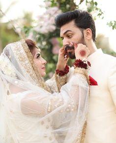 Wedding Couple Poses, Couple Posing, Wedding Couples, Stylish Girls Photos, Girl Photos, Pakistani Bridal Dresses, Wedding Dresses, Designer Party Wear Dresses, Beautiful Couple