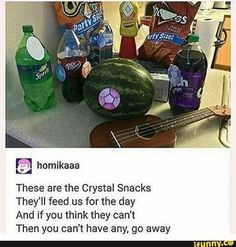 Peridot. Is. A. FRICKING PACKET OF DORITOS I HAVE NEVER BEEN MORE HAPPY