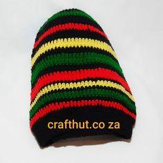 Extra large for extra dreads #rasta #rastabeanie #crochetbeanie #beanie #warm #bigbeanie #crafthutsa #yellowgreenred Beanie, Crochet, Hats, Fashion, Moda, Hat, Fashion Styles, Chrochet, Beanies