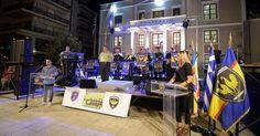"""Μάγεψε το κοινό της Αλεξανδρούπολης το """"Μουσικό Οδοιπορικό"""" του Δ' Σώματος Στρατού http://ift.tt/2wEnSxX"""