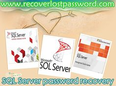 Do you know how to reocver lost Microsoft SQL Server database password? You can find solution here.