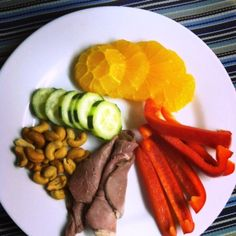 Exactly what I was looking for! Documented Meals from someone's Whole 30