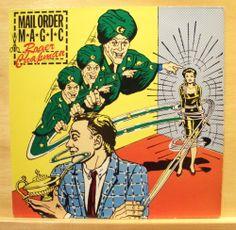 ROGER CHAPMAN - Mailorder Magic - near mint - Vinyl LP - OIS - He was She was