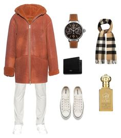 """Untitled #5"" by mariam-khalili ❤ liked on Polyvore featuring adidas Originals, Bell & Ross, Mulberry, Burberry, Clive Christian, Converse, men's fashion and menswear"