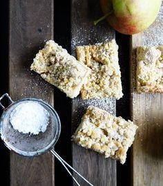 VEGAN Apfelkuchen mit Sahne Karamell // apple pie with creamy caramell *Hummelsüß*