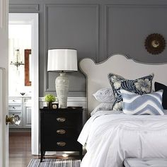 Bedroom Color Ideas: Paint Schemes and Palette Mood Board (image by Sarah Richardson)