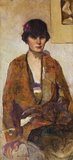 Norah Neilson Gray - Self-Portrait, Art Contrarian Painting People, Figure Painting, Painting & Drawing, Portrait Art, Portrait Paintings, Figurative Art, Lovers Art, Female Art, Illustrators