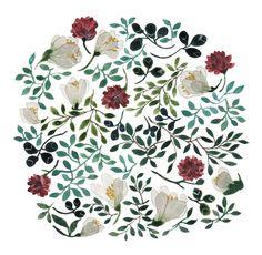 Grandmother´s Bouquet (Anna Emilia)