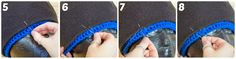 Playin' Hooky Designs: Add a Liner to Your Hats