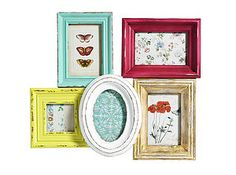 Nordal Multi Picture Frame For Wall - pictures, prints & paintings