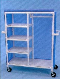 esult for pvc pipe di Siba Pvc Pipe Crafts, Pvc Pipe Projects, Home Projects, Pvc Pipe Furniture, Furniture Vintage, Large Shelves, Shelving, Pipe Shelves, Diy Home Decor