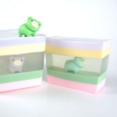 Embedded Toys Soap Kit   I totally want to make embedded soap like this!!