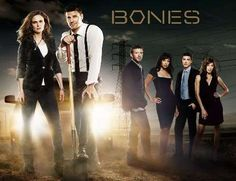 BONES A forensic anthropologist and a cocky FBI agent build a team to investigate death causes. And quite often, there isn't more to examine than rotten flesh or mere bones.