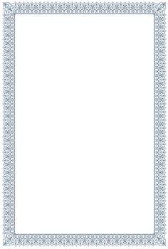 Border 1 Frame Border Design, Page Borders Design, Borders For Paper, Borders And Frames, Borders Free, Calligraphy Borders, Islamic Calligraphy, Birthday Prayer For Me, Certificate Design Template