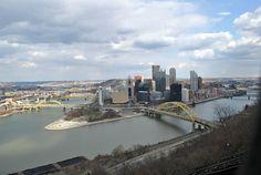Pittsburgh, Pennsylvania, USA | Wanderlustingk