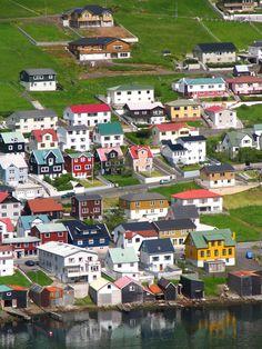 Vagur, Faroe Islands, Denmark