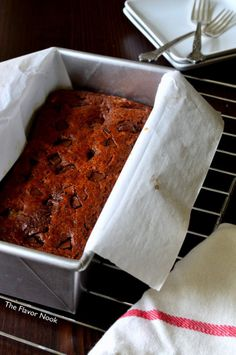 Banana-Chocolate-Bread