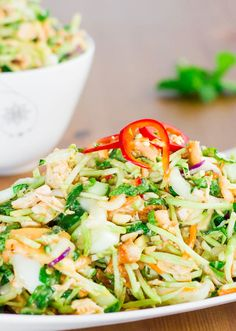 Healthy & Nutritious Thai Salad Recipes -