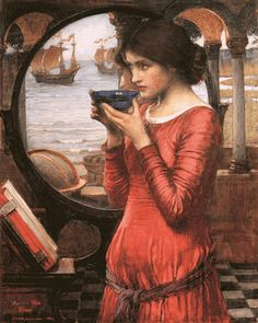 Destiny by John William Waterhouse by chris