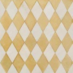 11 Vintage Gold Vein Veined Mirror Tiles Square In Box