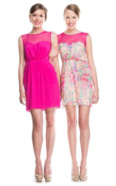 81 Poppies Lana Dresses
