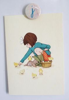 belle feeds chicks - belle and boo