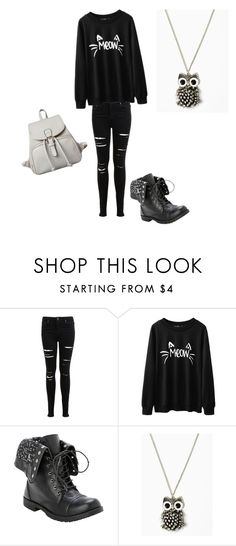 """alex by kylie"" by alexthebae1436 ❤ liked on Polyvore featuring Miss Selfridge"