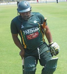Shakir Ahmed Pakistan Disabled Cricket Team